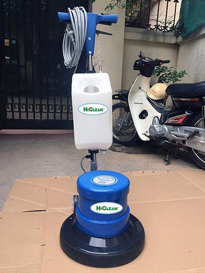 Địa chỉ uy tín phân phối máy chà sàn Tạ Hiclean HC17 cho khách hàng ở Bắc Kạn