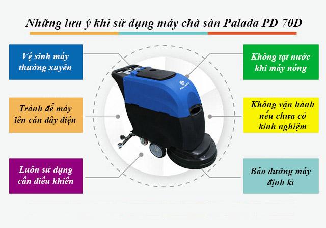Nên sử dụng đúng cách để đảm bảo tuổi thọ và an toàn cho máy