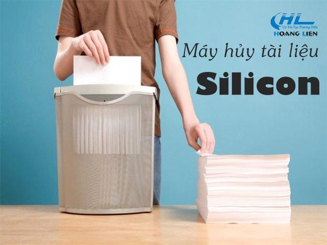 máy hủy tài liệu Silicon