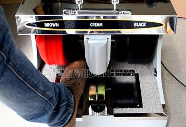 Công dụng của máy đánh giày