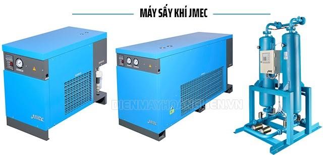 Máy sấy khí Jmec được đánh giá cao