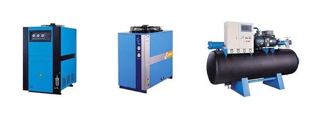 Thiết bị sấy khí tác nhân lạnh có nhiều model với nhiều mức giá phù hợp