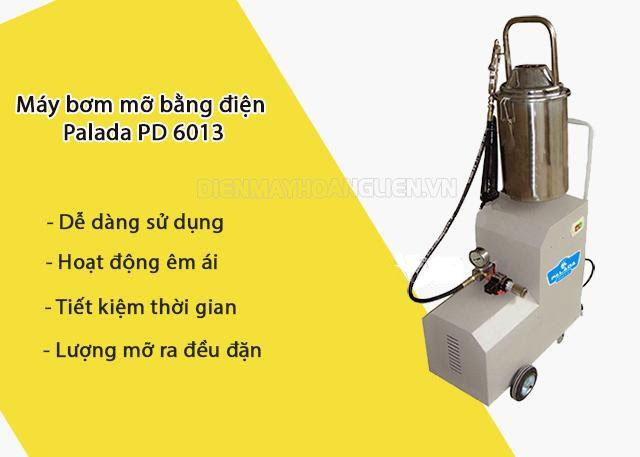 Máy bơm mỡ Palada PD 6013