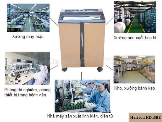máy hút ẩm Harison HD45BE