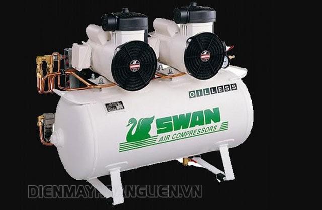 máy nén không khí Swan