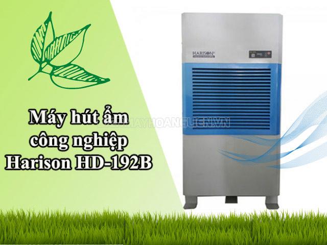 máy hút ẩm Harison HD-192B công suất lớn