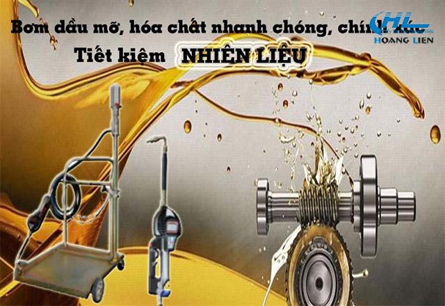máy bơm xăng hóa chất tiết kiệm nhiên liệu