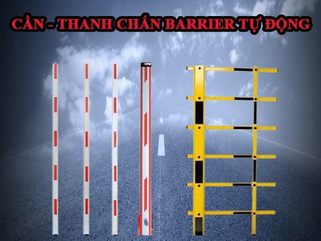 cần - thanh chắn barrier tự động