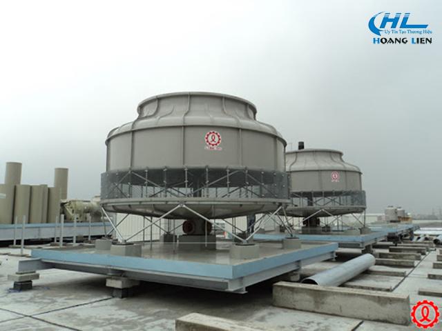 Tháp giải nhiệt nước Liangchi dạng tròn