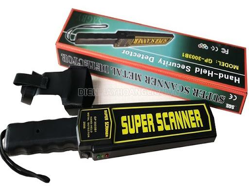 Máy dò vang, bạc Super Scanner GP 3003B1