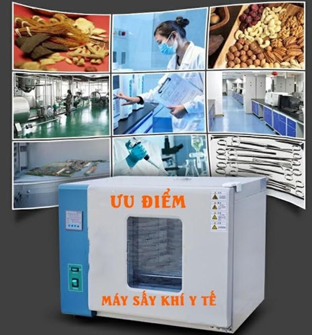 Thiết bị dùng trong y tế có thể ứng dụng đa dạng các lĩnh vực