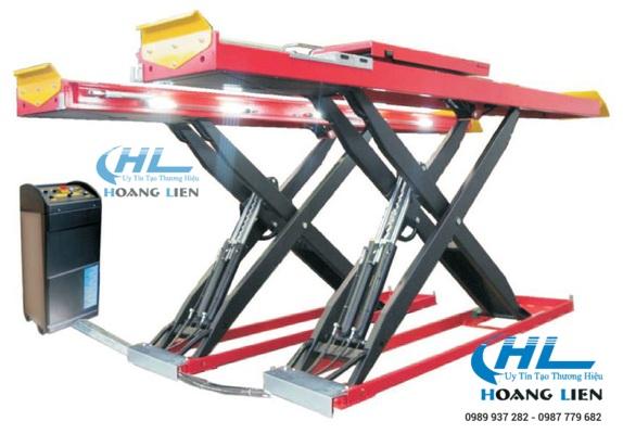 Cầu nâng kiểu xếp cắt kéo