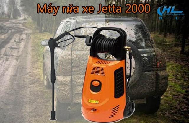 Model xịt rửa xe Jetta 2000