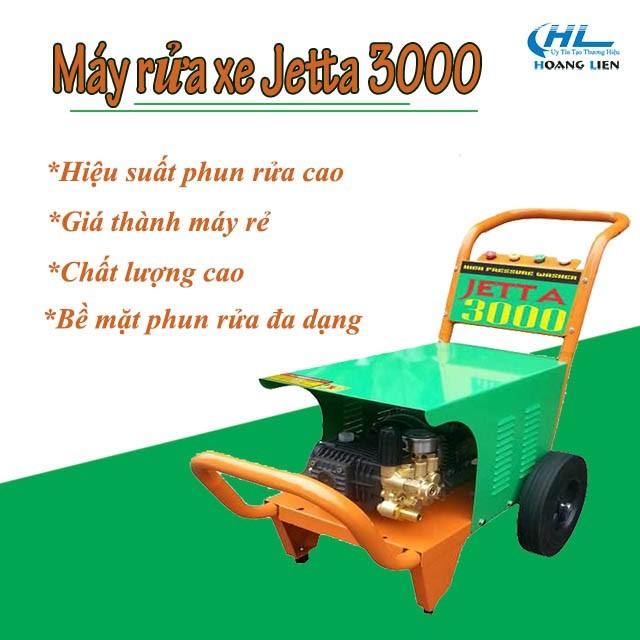 Máy bơm rửa xe Jetta 3000