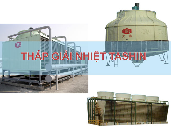 tháp giải nhiệt tashin