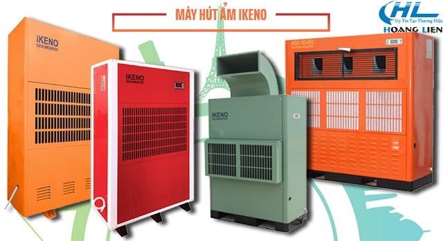 Máy hút ẩm Ikeno được đánh giá cao về nhiều mặt