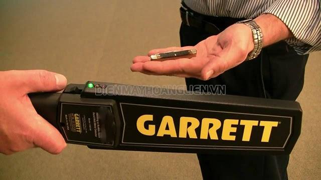 máy dò kim loại cầm tay Garrett GP 3003B1/2006