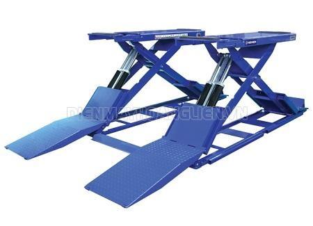 cầu nâng cắt kéo Heshbon