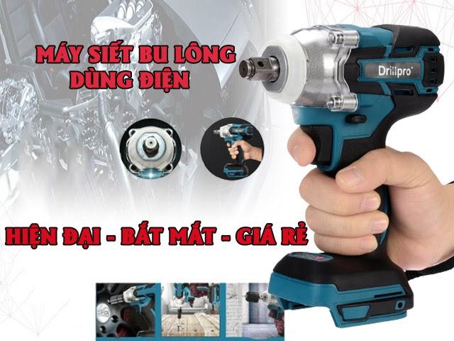 súng bắn ốc điện