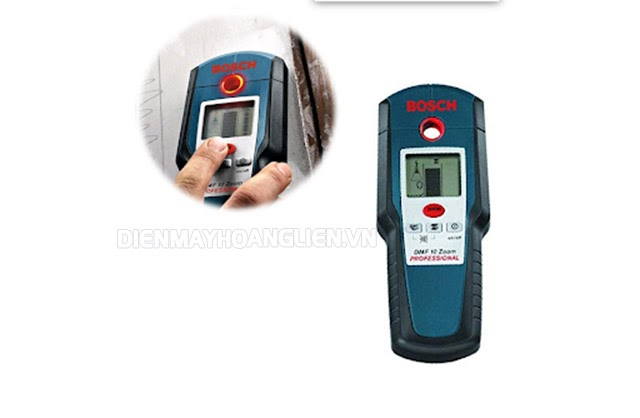 Máy dò kim loại cầm tay Bosch DMF 10
