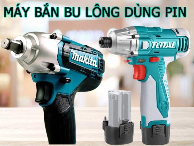 súng bắn bu lông pin
