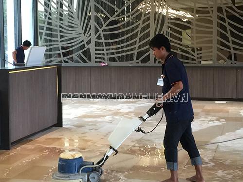 Lắp đặt máy chà sàn đơn đúng chuẩn đảm bảo máy hoạt động ổn định