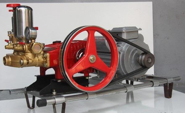 sử dụng điều chỉnh áp lực máy rửa xe thế nào cho đúng cách