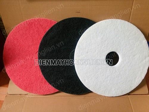 Ba loại Pad chà sàn có chức năng hỗ trợ khác nhau