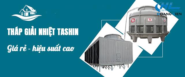 Tashin - Thương hiệu sản xuất tháp giải nhiệt công nghiệp uy tín