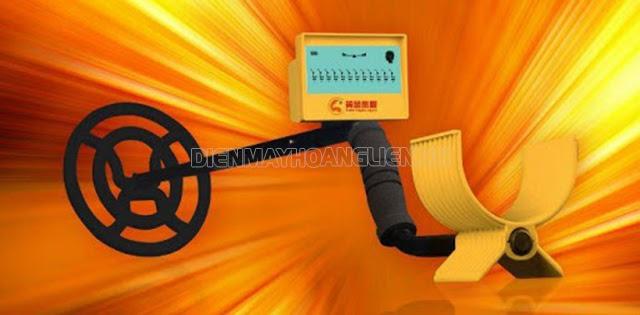 Máy dò kim loại dưới lòng đất Gold Metal Detector GE-2