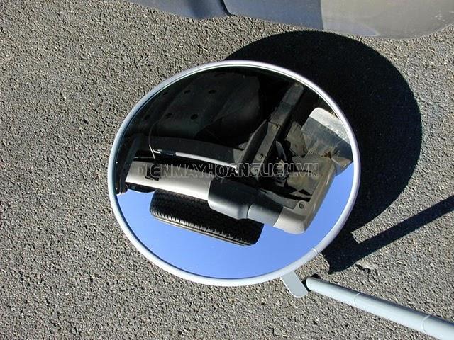 Gương tìm kiếm bom mìn dưới xe ô tô Novelly GP-913