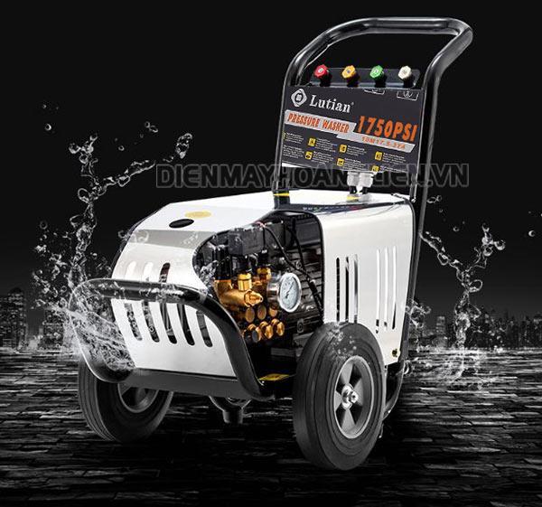 máy rửa xe cao áp lutian