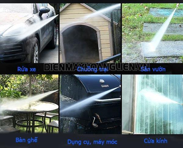 máy xịt rửa xe lutian