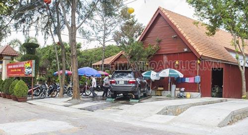 Rửa xe – café – cây xăng – hướng phát triển mới trong tương lai